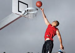 sports eyewear basketball player
